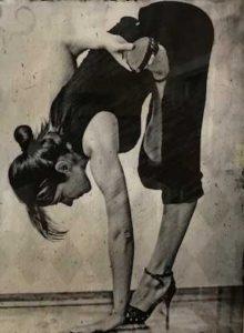 yoga in heels kamala quale