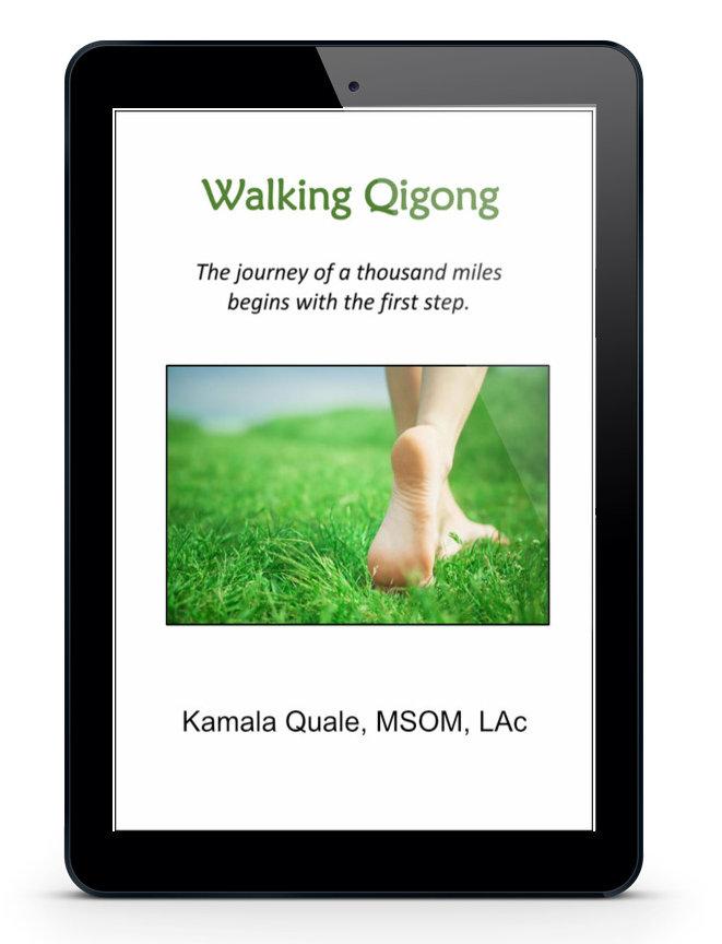 Walking Qigong ebook kamala quale